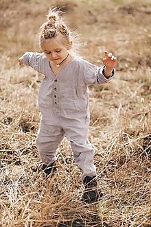 Detské oblečenie - VOJTÍK overal UNISEX - 13288518_