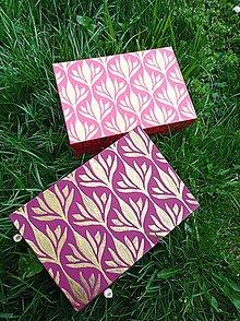 Krabičky - Škatuľa - 13286935_