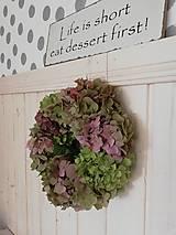 Iný materiál - Drevený obklad na stenu, kriedové farby - 13286552_