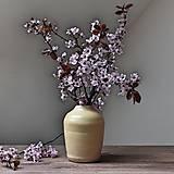 """Dekorácie - Kameninová váza """"Dromedár"""" - 13288178_"""