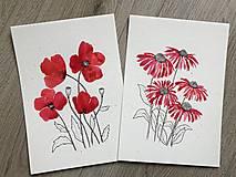 Obrazy - Kvetinové Duo 1 - 13290523_