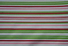 Textil - Ružovo-zelené pruhy - 13295206_