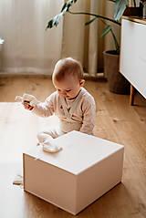 Papiernictvo - Detský spomienkový box - 13294171_