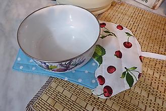 Úžitkový textil - Kuchynská podložka-muffiny - 13293992_