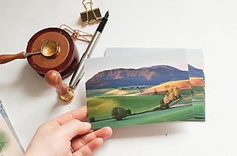 "Papier - Pohľadnica ""Turiec"" - 13298402_"