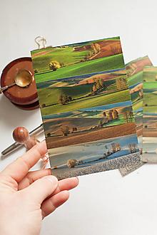 """Papier - Pohľadnica """"Rok v Turci """" - 13298939_"""