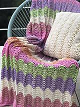 Úžitkový textil - Deka JULIE - 13295298_