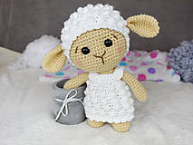 Návody a literatúra - Ovečka Dolly z kolekce LittleFriends - 13303176_