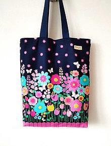Nákupné tašky - Taška Flutterby - 13301182_