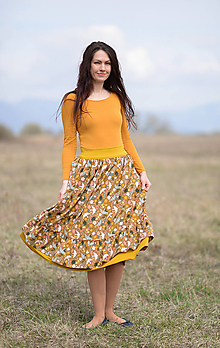 Sukne - sukňa Terézia - 13303003_