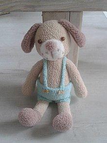 Hračky - psík - 13301676_
