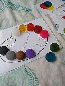 Hračky - Miešanie farieb - 13299295_