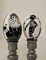 Dekorácie - Husacie vajíčko -nakreslím ti rozprávku - 13303225_