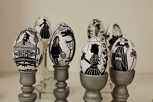 Husacie vajíčko -nakreslím ti rozprávku