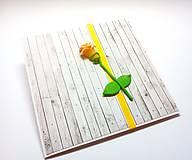 Papiernictvo - Pohľadnica ... ružička moja - 13306156_