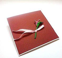 Papiernictvo - Pohľadnica ... naše tajomstvá - 13306206_
