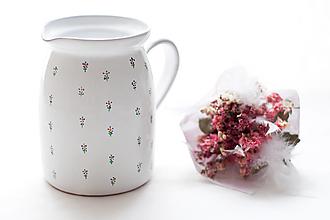 Nádoby - Objednávka - vareškáre, mliečnik, cukornička - Mesneyi - 13303408_