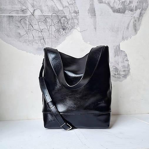 Kabelky - Lana Style  (čierna) - 13303470_