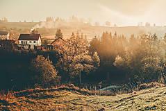Fotografie - Ráno na dedine - 13303664_