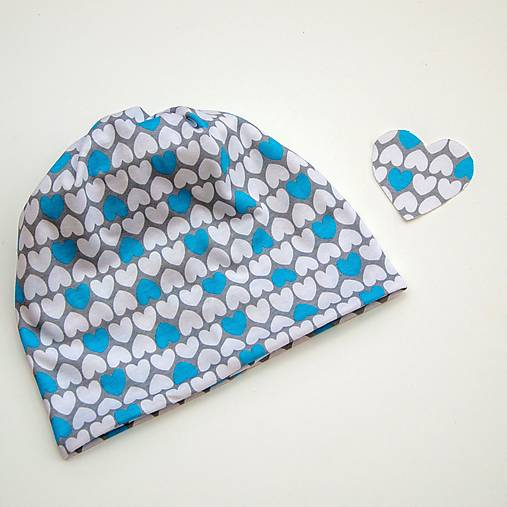 11 vzorov - MULTIFUNKČNÁ čiapka (aj) na cop