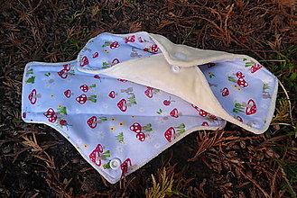 Úžitkový textil - látková vložka intimka XL -bambus - 13305602_