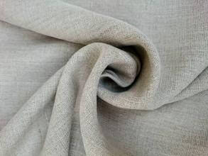 Textil - 100% mäkčený ľan 245g (ako materiál alebo šitie na želanie) - 13306317_