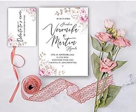 Papiernictvo - Svadobné oznámenie 90 - 13307102_