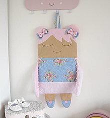 Textil - Lucinka...pyžamožrút - 13308224_