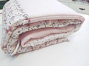 Textil - Mantinel vatelínový nedelený - 13306971_