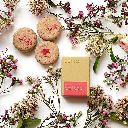Pink obnova & ochrana - šampúch® 30g