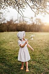 Detské šaty z madeiry