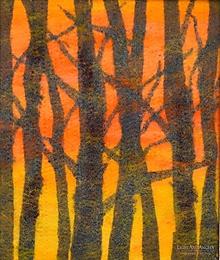 """Obrazy - Arttexový obraz """"Pri západe slnka"""" - 13313893_"""