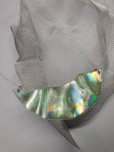 Náhrdelníky - Recyklované CD - náhrdelník - 13313686_