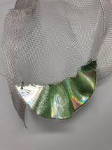 Náhrdelníky - Recyklované CD - náhrdelník - 13313696_