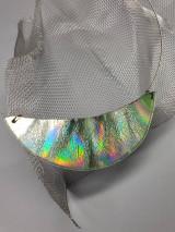 Náhrdelníky - Recyklované CD - náhrdelník - 13313717_