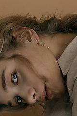 Náušnice - Strieborné visiace náušnice so swarovski perlami - 13311296_