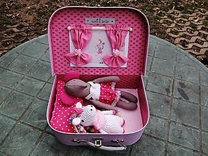 Hračky - Čarovný kufrík : Leona a Jednorožec - 13312997_