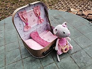 Hračky - Čarovný kufrík : Rebeka - 13313060_