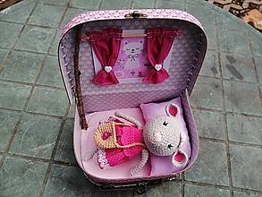 Hračky - Čarovný kufrík : Ramona - 13313071_
