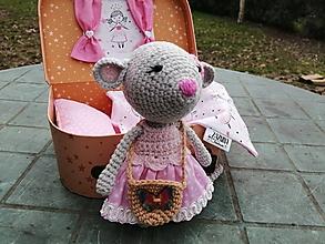 Hračky - Čarovný kufrík : Malvína - 13313108_
