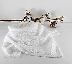 Šatky - Angelika - mušelínová šatka, väčšia - 13314524_
