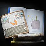 Hračky - Tíšiaca kniha Malý princ - 13313378_