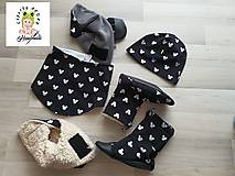 Topánočky - Capačky AKDAR set - 13313764_