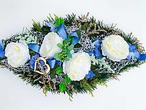 Dekorácie - Spomienková ikebana - 13313149_