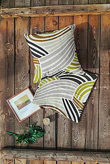Úžitkový textil - Bavlnené obliečky na vankúše - 13314184_