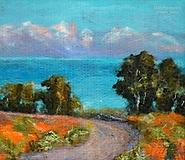 """Obrazy - Arttexový obraz """"Cestou k moru"""" - 13318569_"""