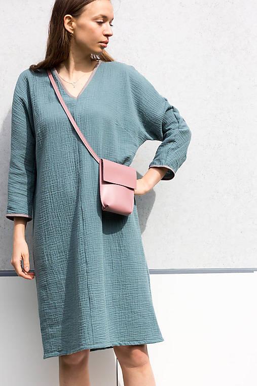 Šaty - Mušelinove šaty_univerzálne - 13316752_