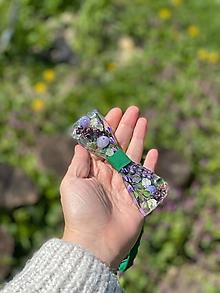 "Doplnky - Pánsky motýlik ""levanduľové stmievania"" - 13316014_"