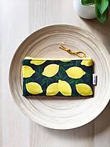 Taštičky - Taštička Lemon - 13317136_