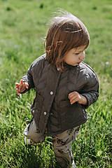 Detské oblečenie - Kabátik Judy mini - 13318056_